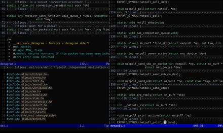 Vim (text editor)
