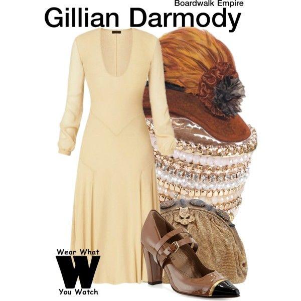 Inspired by Gretchen Mol as Gillian Darmody on Boardwalk ...