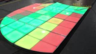 Ness Technology Pistas - YouTube Pista Iluminada LED, 12 canales DMX. Fabricada en aluminio, terminada en cristal templado, 12 canales dmx  #led dance floor #pista de baile #pista iluminada led #pista led #iluminacion led #led dance floor #led furniture #led template