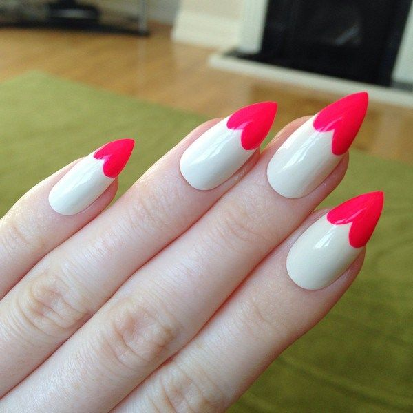 Best 25 pointed nail designs ideas on pinterest claw nails the best pointed nail designs 2017 styles styles art prinsesfo Choice Image