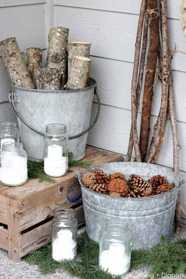 25+ unique Galvanized buckets ideas on Pinterest | Farmhouse ...