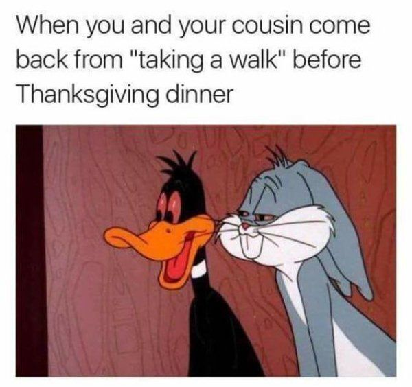 Happy Thanksgiving Everybody – 50 Funny Pictures (#thanksgiving)