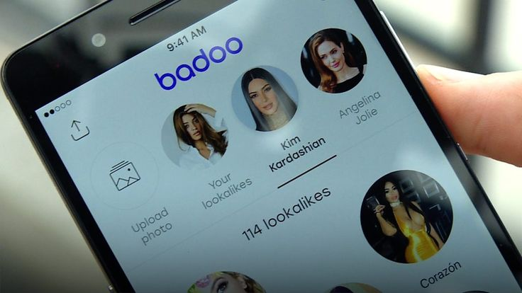 Dating app tech finds celebrity lookalikes https://tmbw.news/dating-app-tech-finds-celebrity-lookalikes  Dating app Badoo is adding facial recognition technology to let people search for celebrity lookalikes.The company said the feature would soon be added to its mobile app, to let people find dates who look like their favourite stars.The BBC's Chris Foxx asked Badoo's Miles Norris whether it was really a useful way for people to meet compatible partners or just a gimmick.