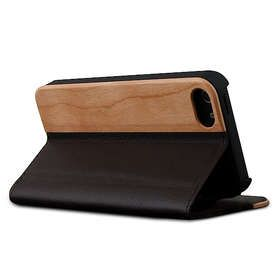 Marware Milan for iPhone 5 & 5S - Brown & Wood