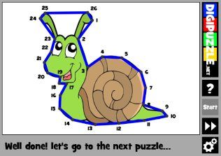 Fall Line Puzzles