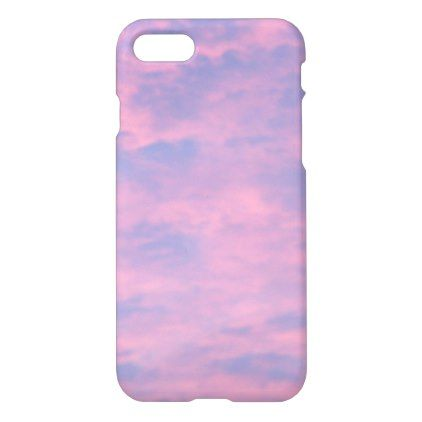 Pink Clouds iPhone 8/7 Case - photography gifts diy custom unique special