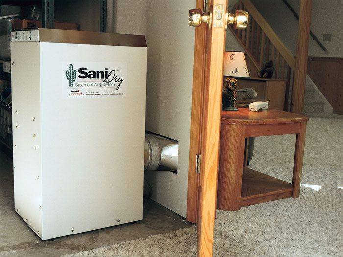 New Basement Air Filtration Systems