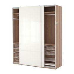 PAX Wardrobe - soft closing device - IKEA