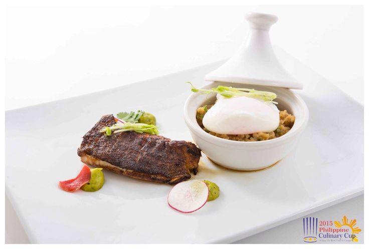 Breakfast Dish, Culinary Cup 2015