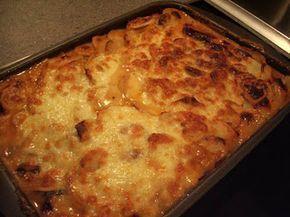 """Kartoffel """"lasagne"""" a la Newyorkerbyheart"""
