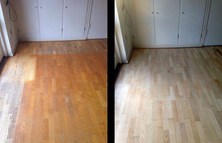 Førogefter1 - Gulvservice Gulve GG Danmark - http://www.gulve-gg.dk - Plank Wooden Floor Company  København (Copenhagen)