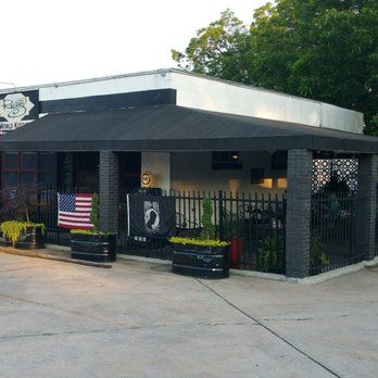 Photo of Ricos World Kitchen - Buford, GA, United States. Nice patio and good food.