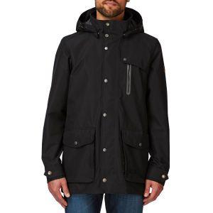 Jack Wolfskin Bukoba Texapore Jacket - Black | Free UK Delivery*