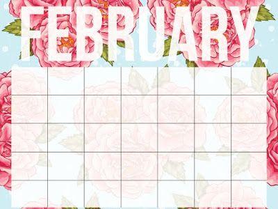 Printable Calendar by Smart School House – Google Drive