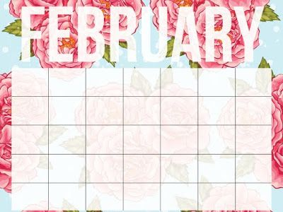 Printable Calendar by Smart School House – Google Drive