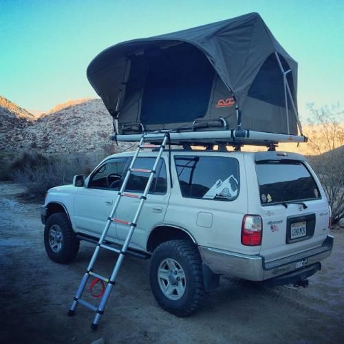 Rooftop Tents | Cascadia Vehicle Roof Top Tents