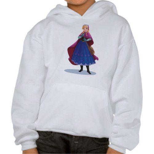 Anna 1 hoodie  Disney Frozen Products  https://www.artdecoportrait.com/product/anna-1-hoodie/  #Frozen #Anna #Disney #DisneyPrincess #Princess More Disney Gifts Ideas Here : www.artdecoportrait.com/shop
