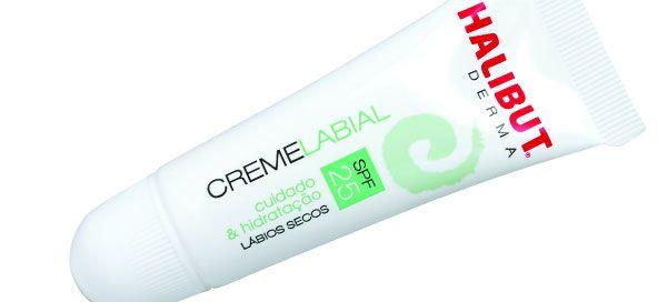 Halibut Derma creme labial para uns lábios hidratados | ShoppingSpirit