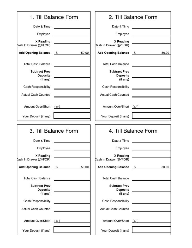 7 best daily cash sheet images on Pinterest   Business ...