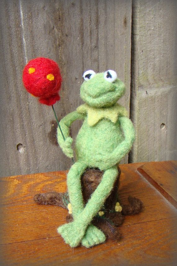 Birthday Cake Frogs