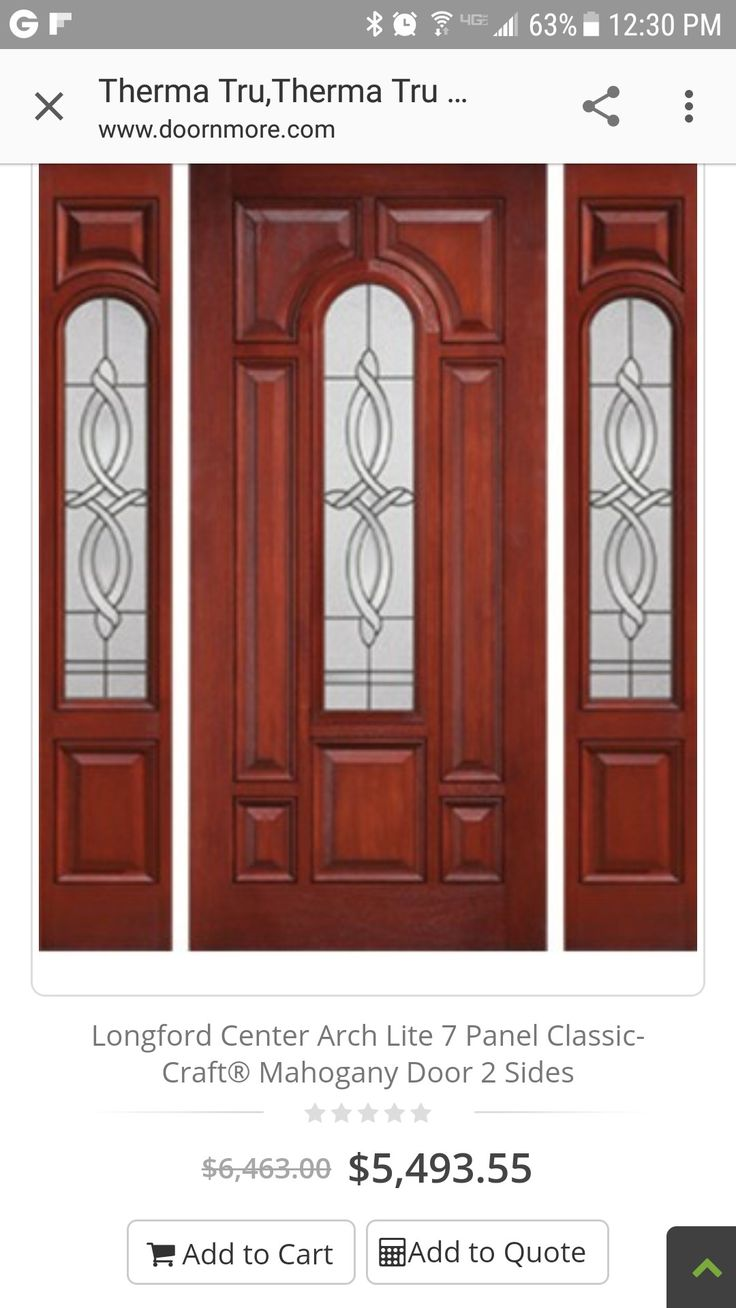 7 best custom front doors images on pinterest entrance doors find this pin and more on house by beverlylipke malvernweather Gallery