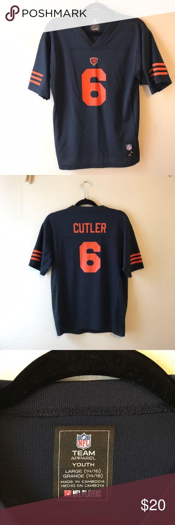 Boys Bears Cutler Jersey ⭐️❗️20% OFF bundles of 3+ items❗️⭐️ nfl Shirts & Tops Tees - Short Sleeve