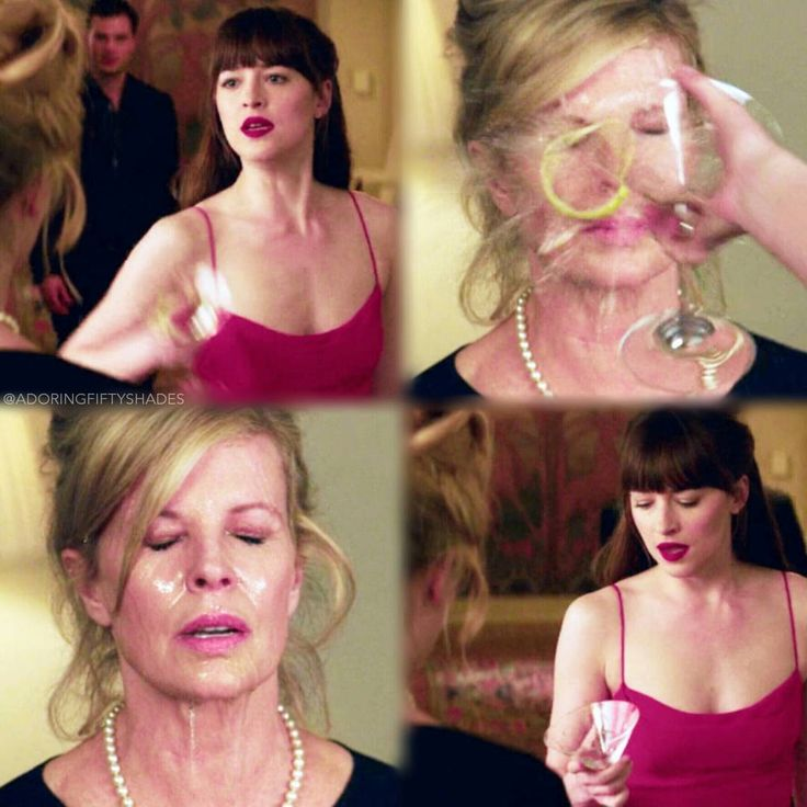 """Fifty Shades on Instagram: """"One of my favorite scene"""""""
