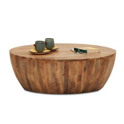 Best 25 Drum Coffee Table Ideas On Pinterest Coffee And Accent Tables Gold Accent Table And