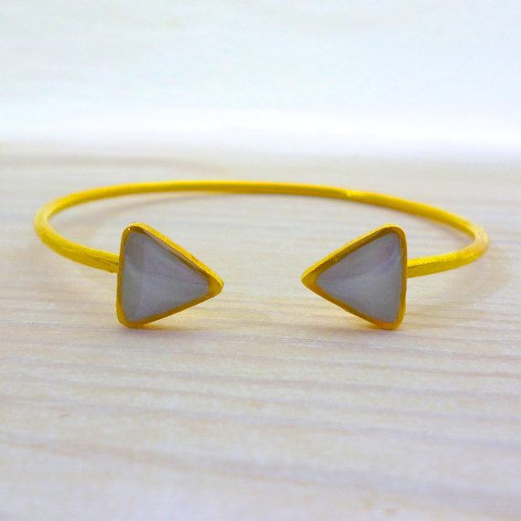 Hey, I found this really awesome Etsy listing at https://www.etsy.com/listing/269844645/triangle-bracelet-triangle-bangle-open