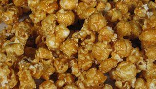 Maïs soufflé style Cracker Jack à la Dave #recettesduqc #collation #snack