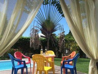 Villa Citron vert Jolie villa  avec piscine + 1 journée  de catamaran offerte pour 2 semaines de location. (Réf:5177 Villa Guadeloupe SaintFrancois)
