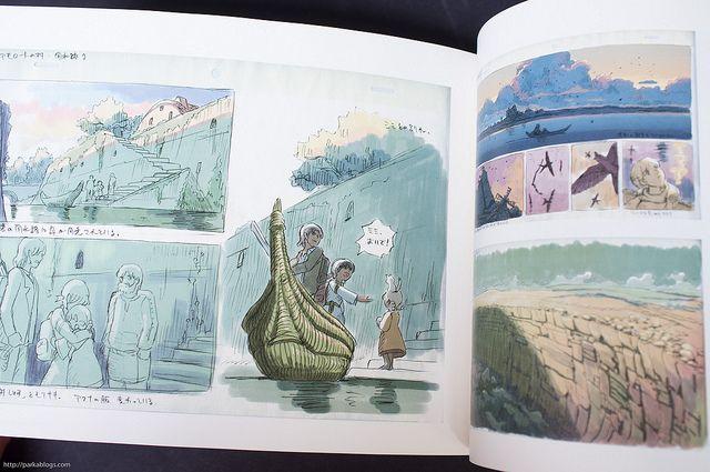 新海誠アートワークス 星を追う子ども 美術画集 (Makoto Shinkai Art Works: Children Who Chase Lost Voices from Deep Below Artbook