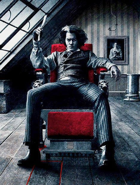 Sweeny Todd Demon Barber