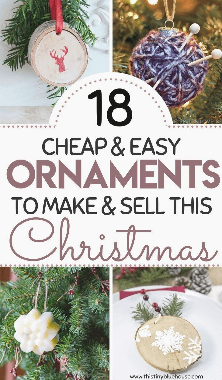 Pin By Jewels7wynn Jewels7wynn On Diy Christmas Crafts To Sell Christmas Ornaments To Make Diy Christmas Ornaments