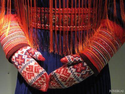 Sami crafts, Finland