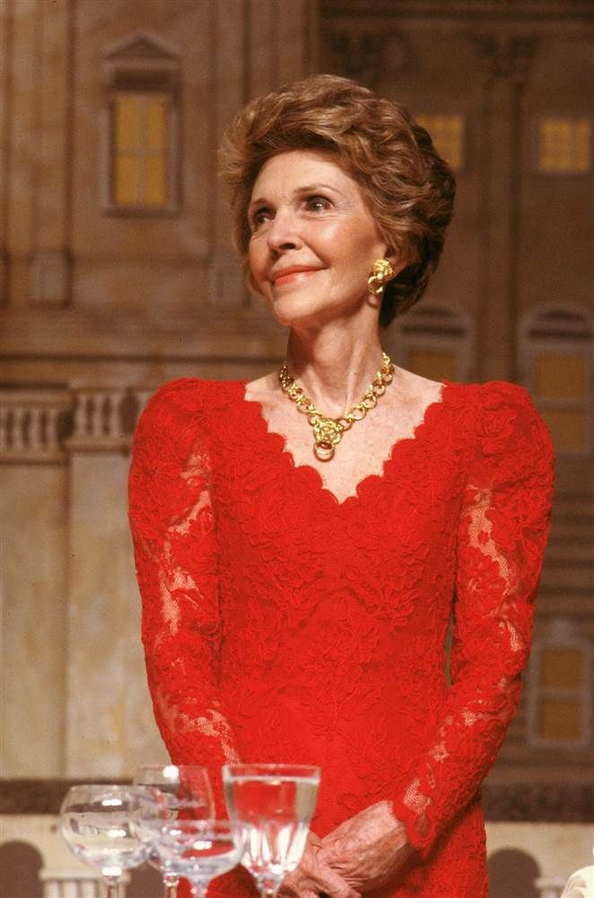 Former First Lady Nancy Reagan Dies at 94. 3/6/16 Rest in Peace.