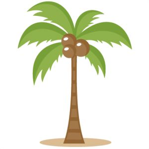 Daily Freebie 7-27-15: Miss Kate Cuttables--Palm Tree SVG scrapbook cut file cute clipart files for silhouette cricut pazzles free svgs free svg cuts cute cut files