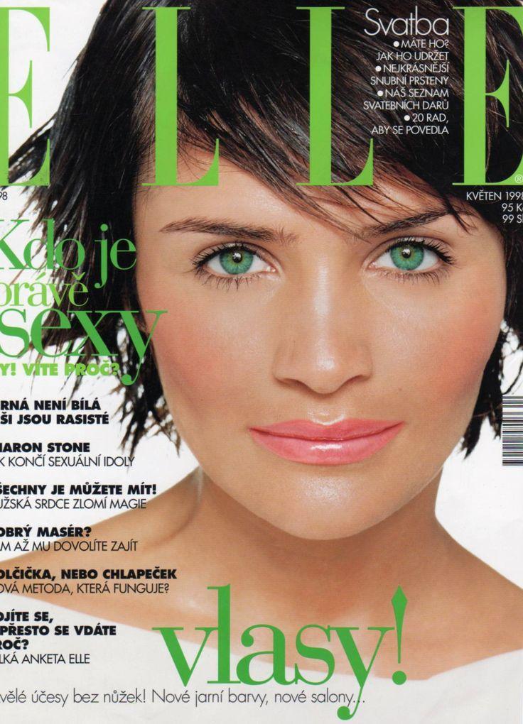 ELLE 5/1998 Model: Helena Christensen