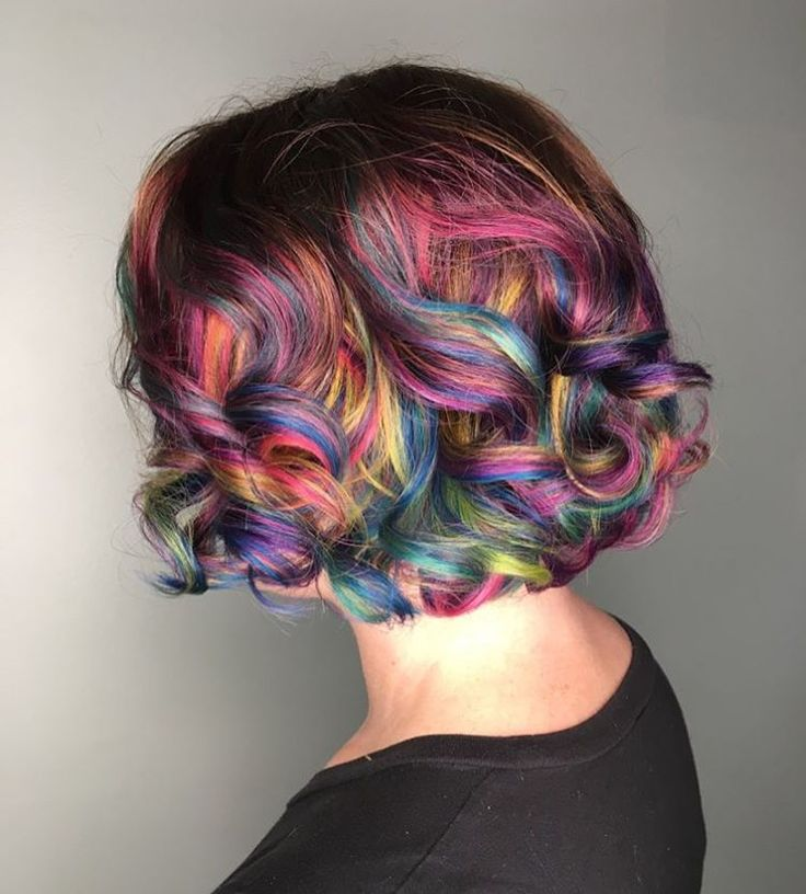 "446 Likes, 13 Comments - VANCOUVER BALAYAGE|VIVIDS (@elissawolfe) on Instagram: ""I'm still obsessedwith this pinkcolor melt!! What's your favourite vivid hair color?…"""