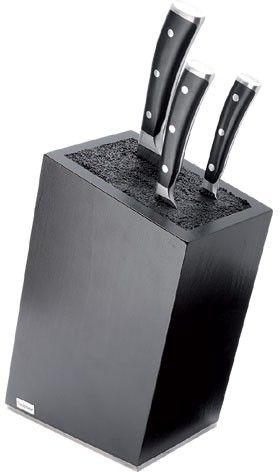 Wüsthof Knife block black (H.Nr. 7278) by cookplanet.com