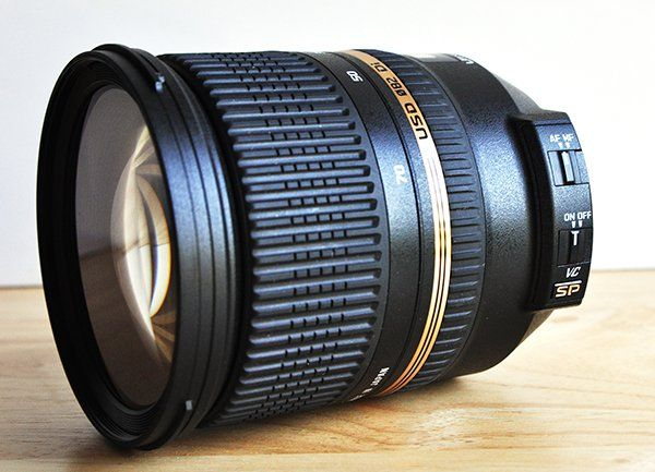 I LOVE this lens! Lens Review Tamron 24-70 mm f/2.8 Di VC USD