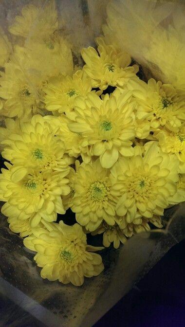 Decorative yellow