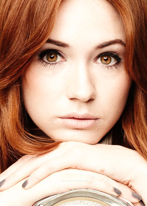 "Karen Gillan, could she be Brianna? 5'11"".                                                                                                                                                                                 More"