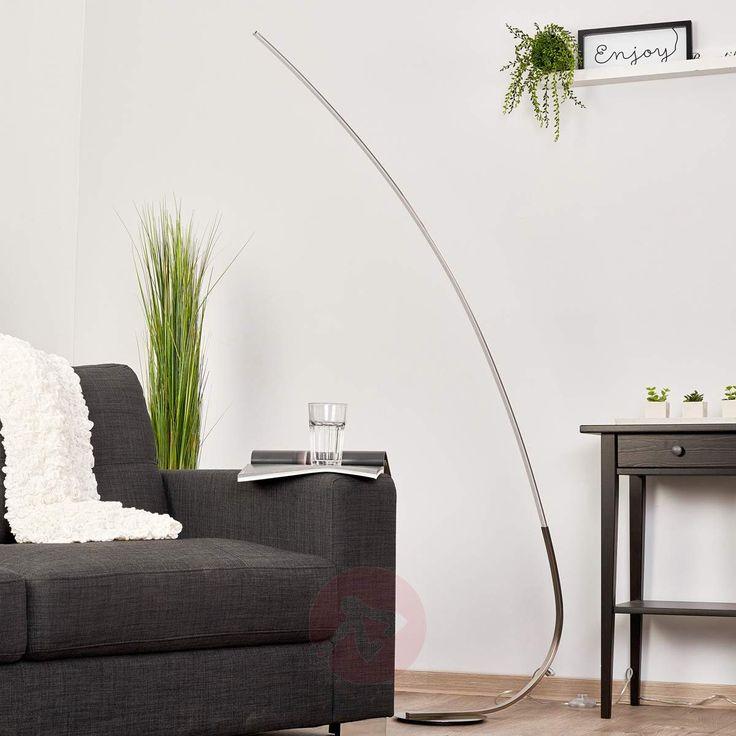Minimalistisk LED-stålampe Madeleine-9985035-30