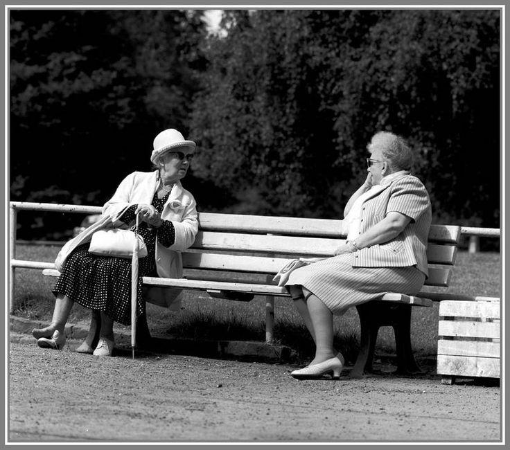 1966 An einem Sonntag im Stadtgarten Köln-Mülheim (5) von Winfried Stüßer