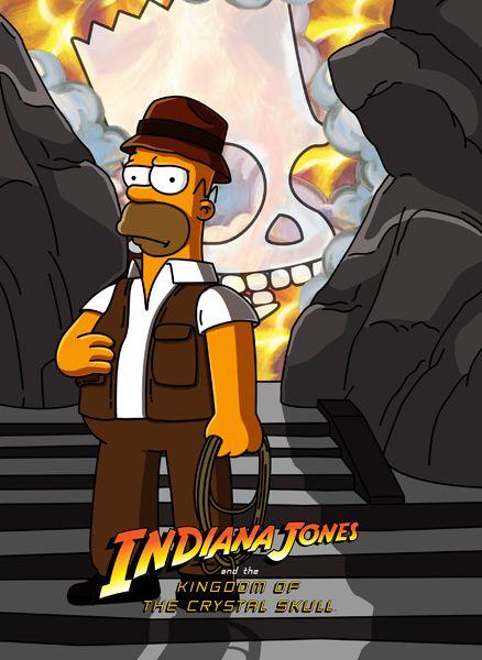 Indiana Jones by HomerS85 on DeviantArt