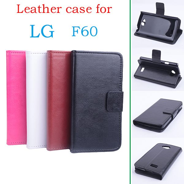 >> Click to Buy << For LG F60 New Business Phone Cases PU Leather Flip Case Cover With Card Slot Stand Holder F60 Back Cover Wallet Book Case Bag #Affiliate