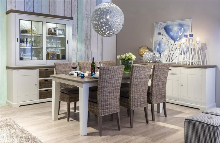 Happy at home mallorca meubelen wij leveren dit woon programma uit voorraad buffetkast, salontafel,tv meubel