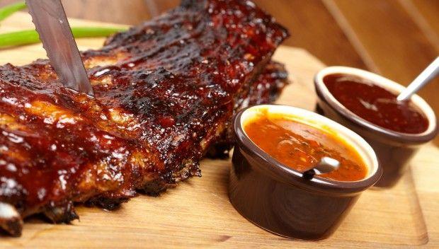 Prawdziwy, amerykański sos barbecue na grilla. Można zaskoczyć znajomych na wspólnym grillowaniu! :)