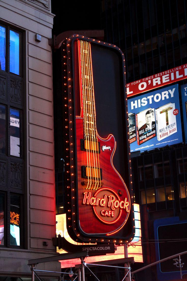 Times Square Hard Rock Cafe